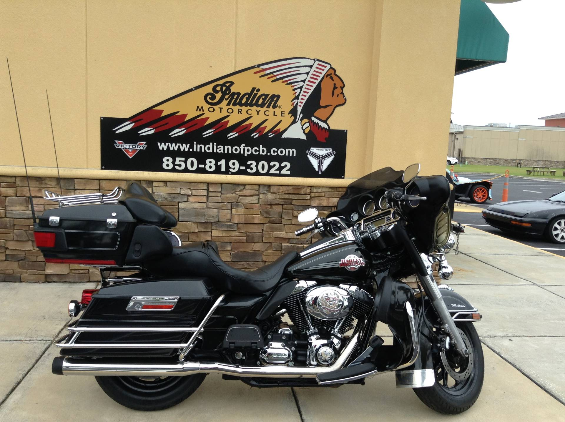 2007 Harley-Davidson ULTRA CLASSIC in Panama City Beach, Florida