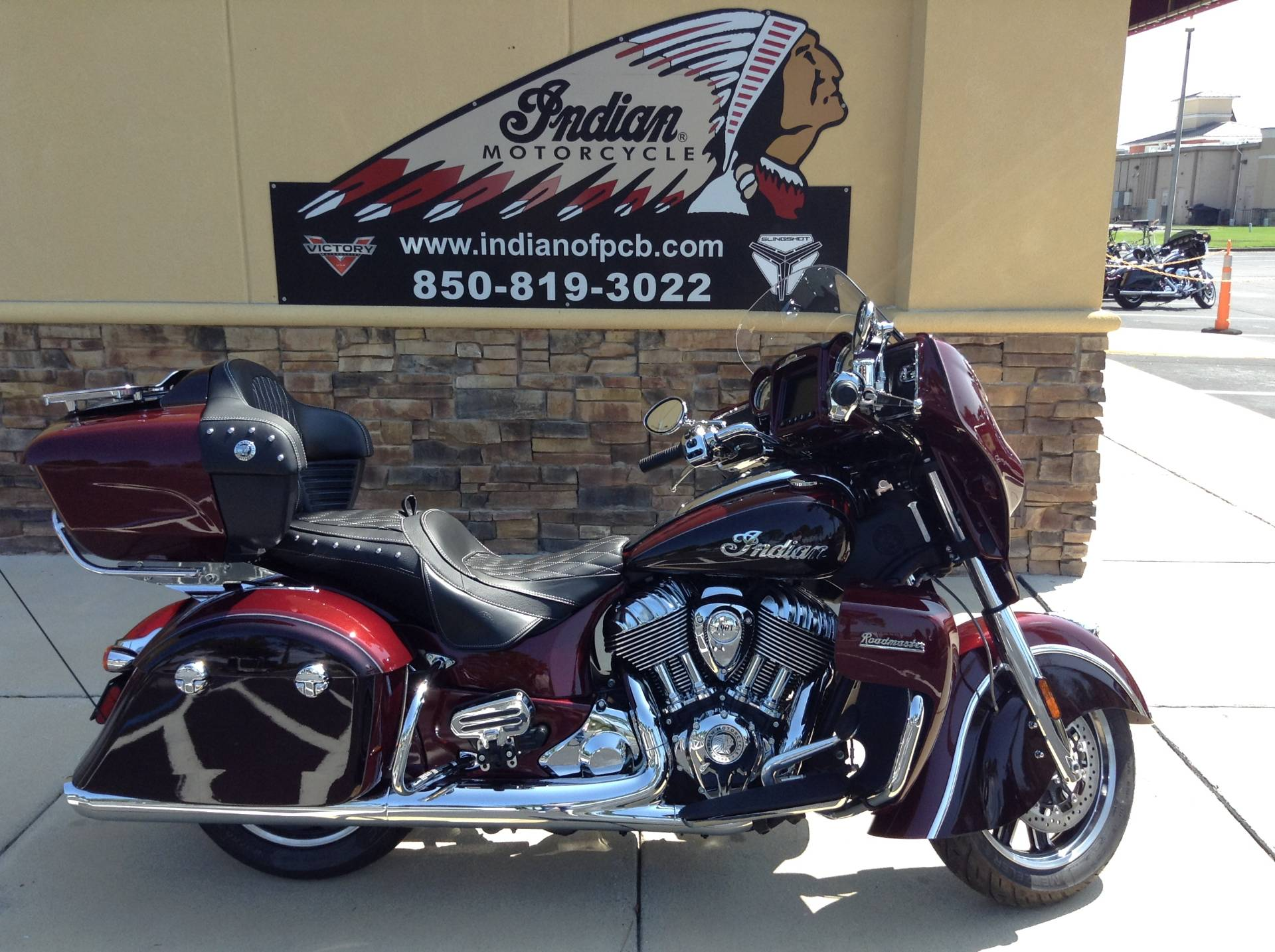 2021 Indian ROADMASTER in Panama City Beach, Florida - Photo 1
