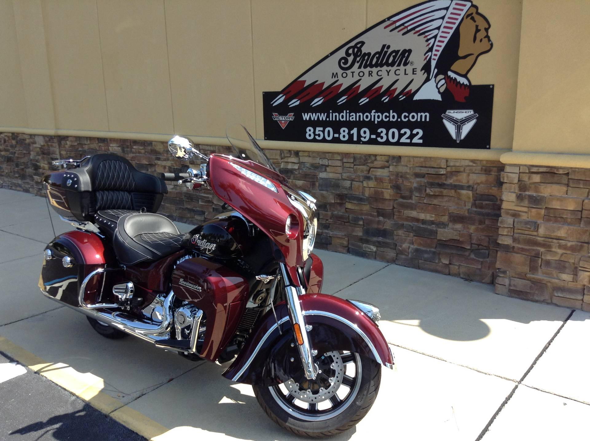 2021 Indian ROADMASTER in Panama City Beach, Florida - Photo 2