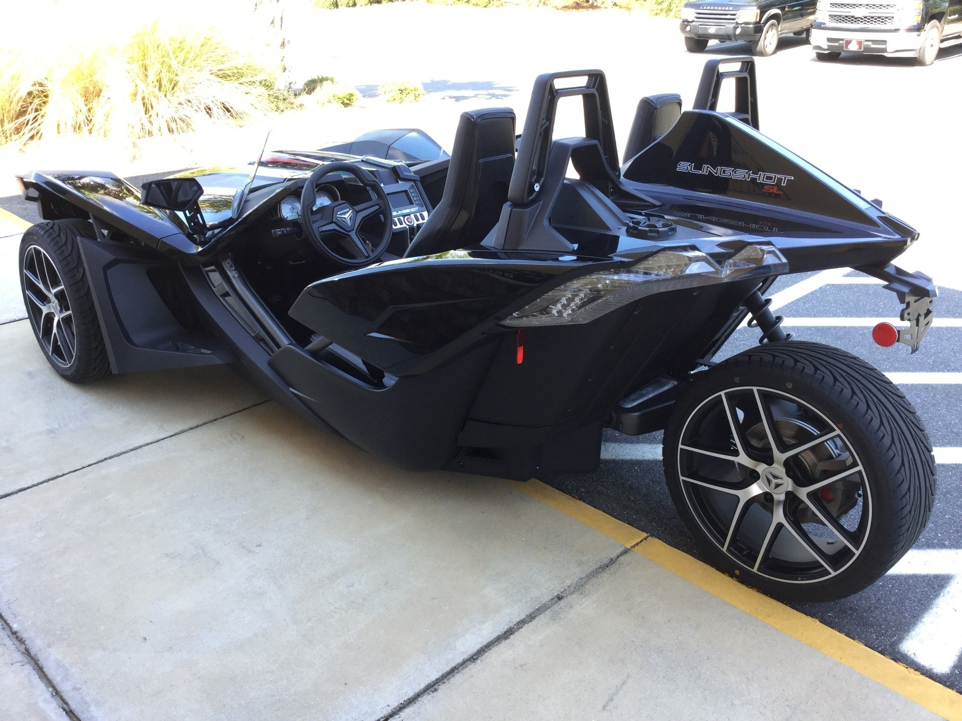 2017 Polaris SLINGSHOT SL in Panama City Beach, Florida