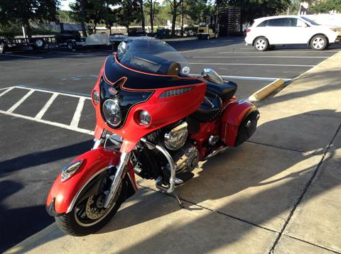 2017 Indian CHIEFTAIN in Panama City Beach, Florida - Photo 5