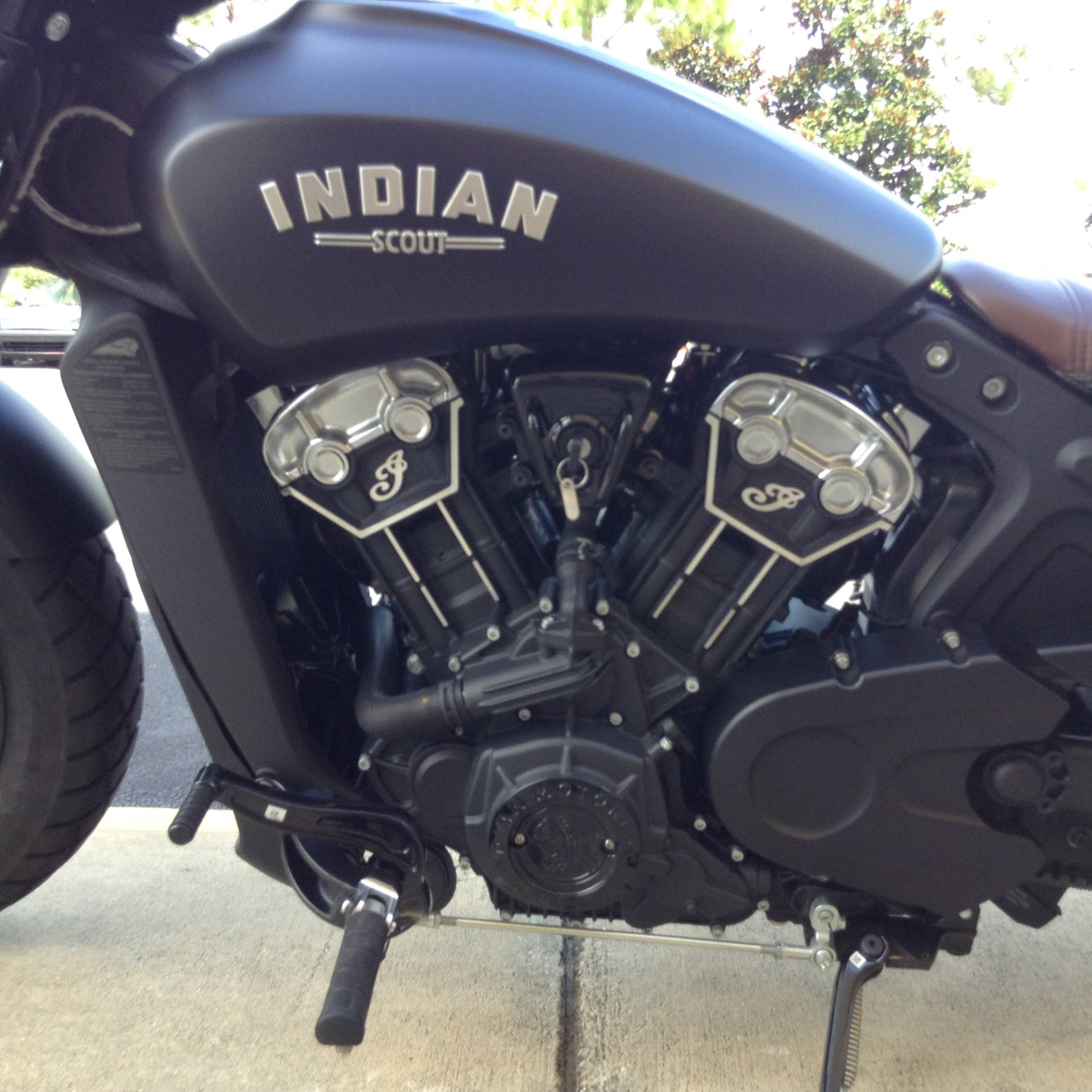 2019 Indian SCOUT BOBBER in Panama City Beach, Florida - Photo 9