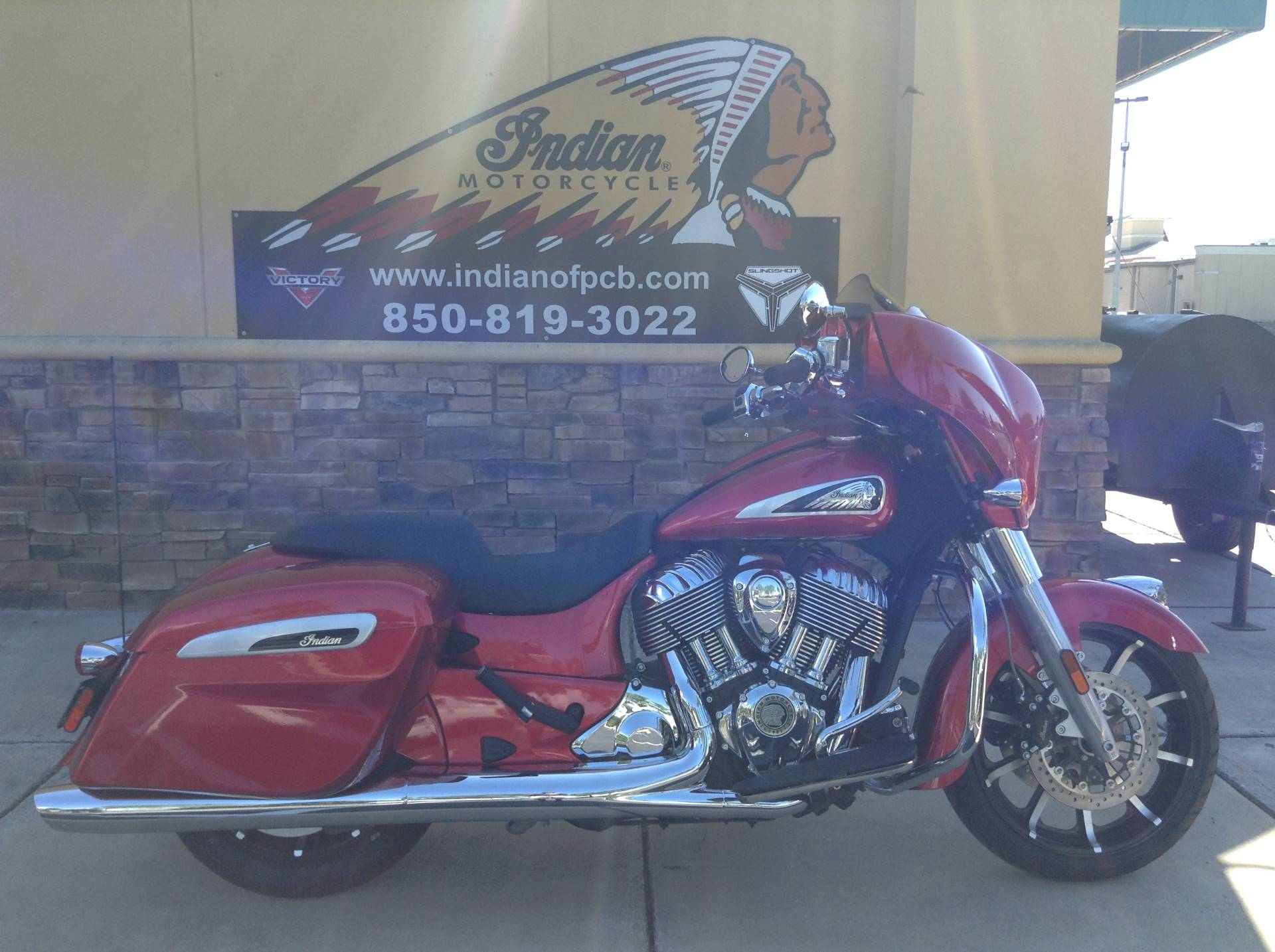 2019 Indian CHIEFTAIN LIMITED in Panama City Beach, Florida - Photo 1