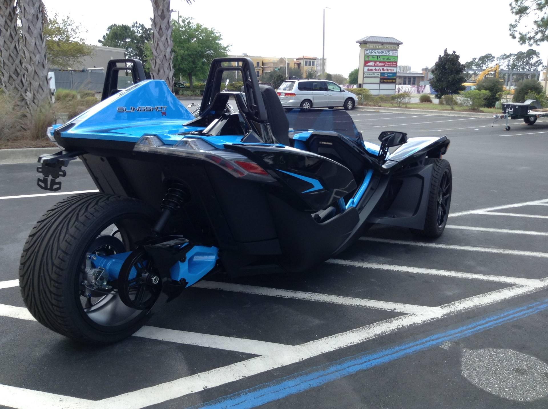 2020 Polaris SLINGSHOT in Panama City Beach, Florida - Photo 6