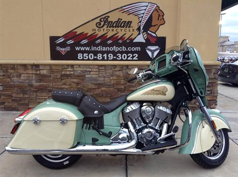 2019 Indian CHIEFTAIN CLASSIC ICON SERIES in Panama City Beach, Florida