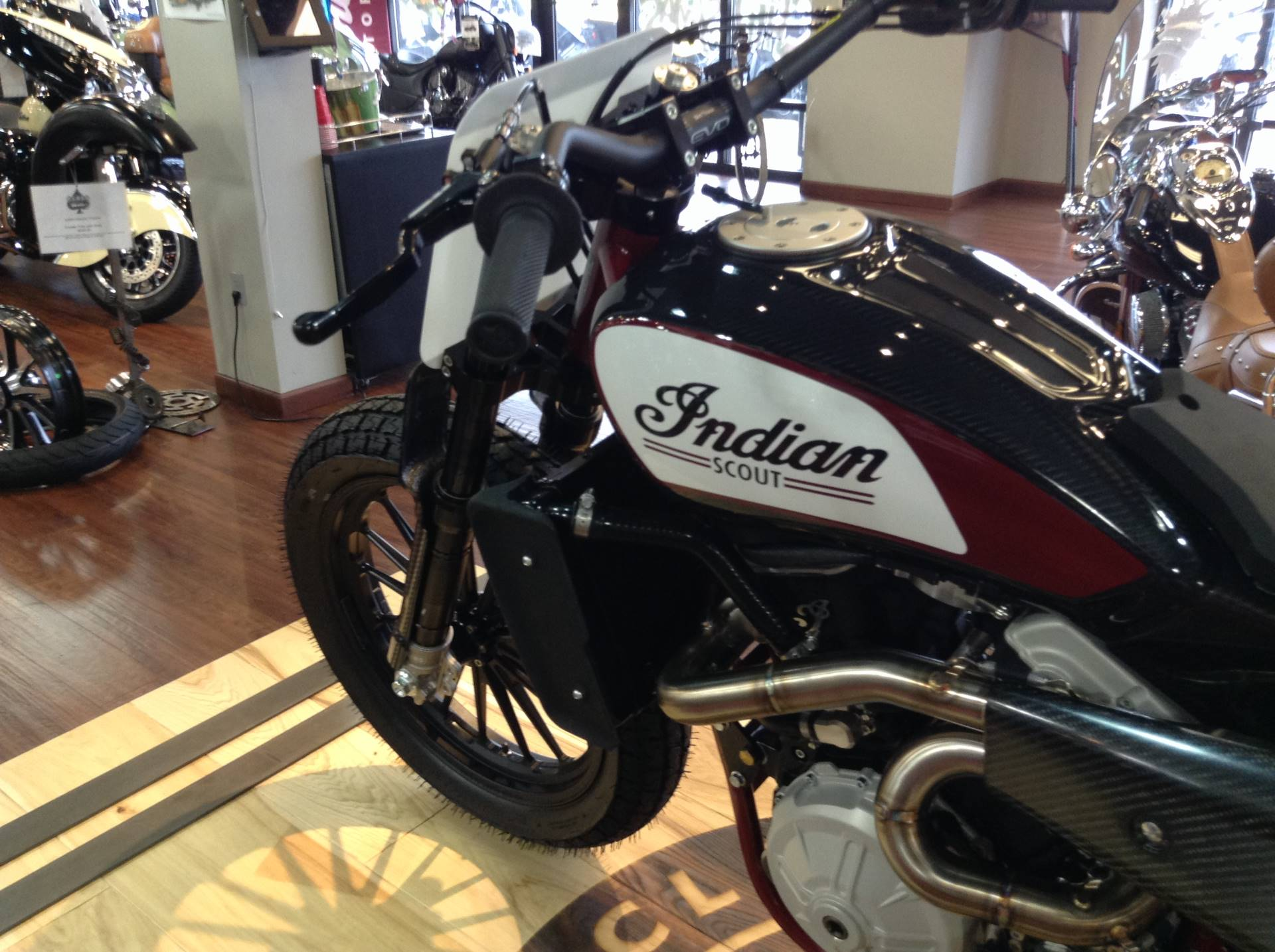 2018 Indian FTR 750 in Panama City Beach, Florida