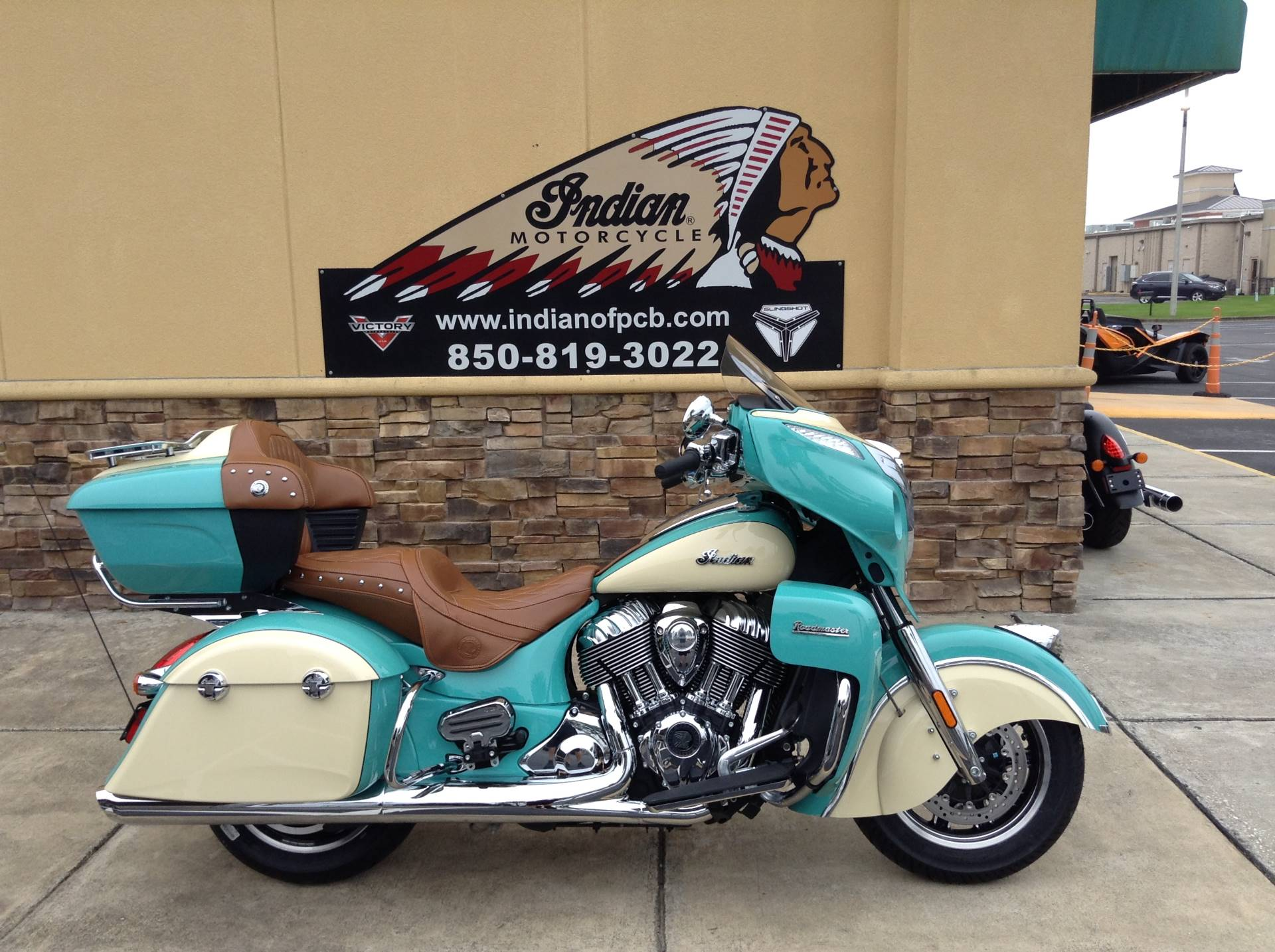 2020 Indian ROAD MASTER ICON SERIES in Panama City Beach, Florida - Photo 1