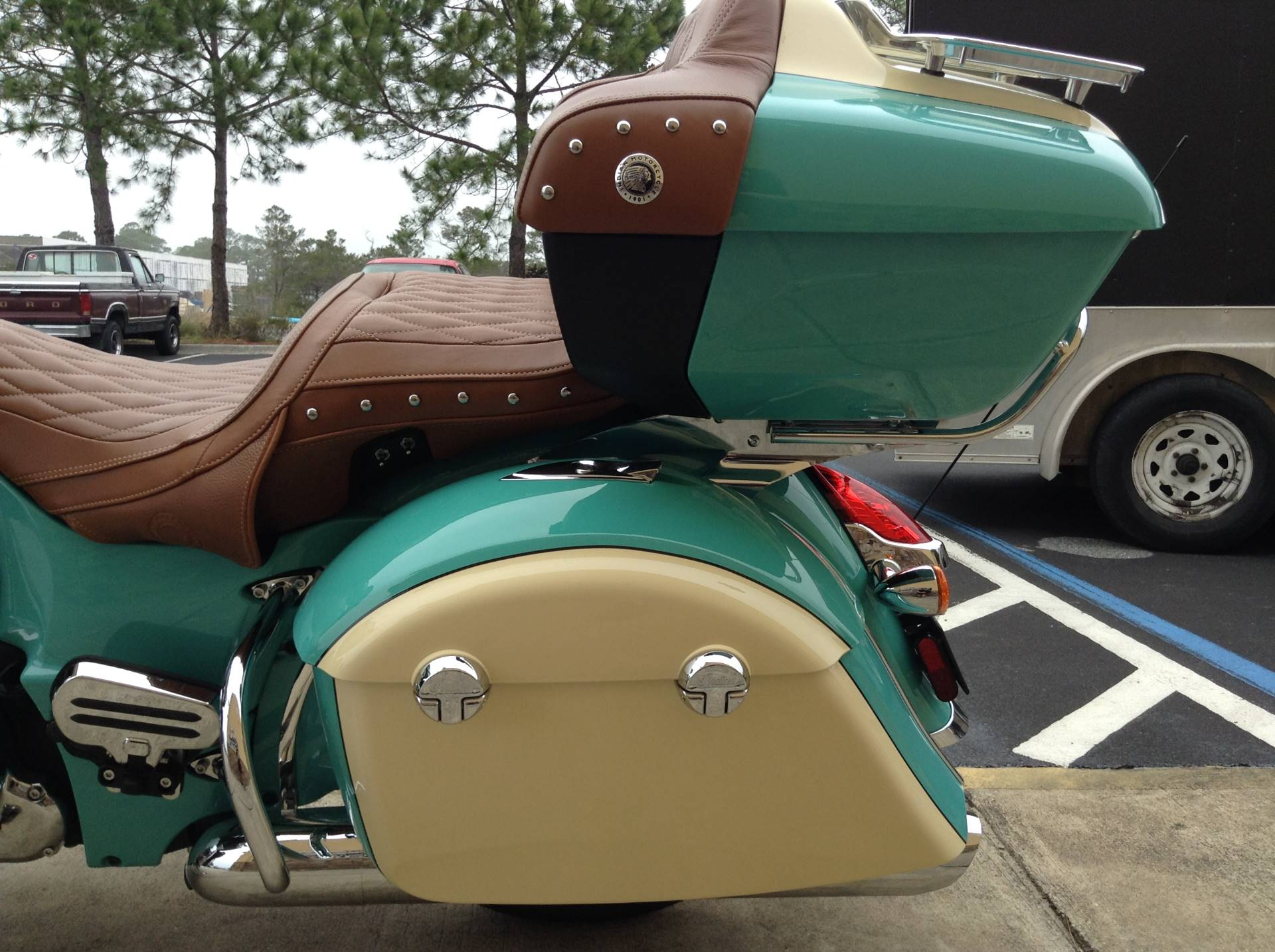 2020 Indian ROAD MASTER ICON SERIES in Panama City Beach, Florida - Photo 9