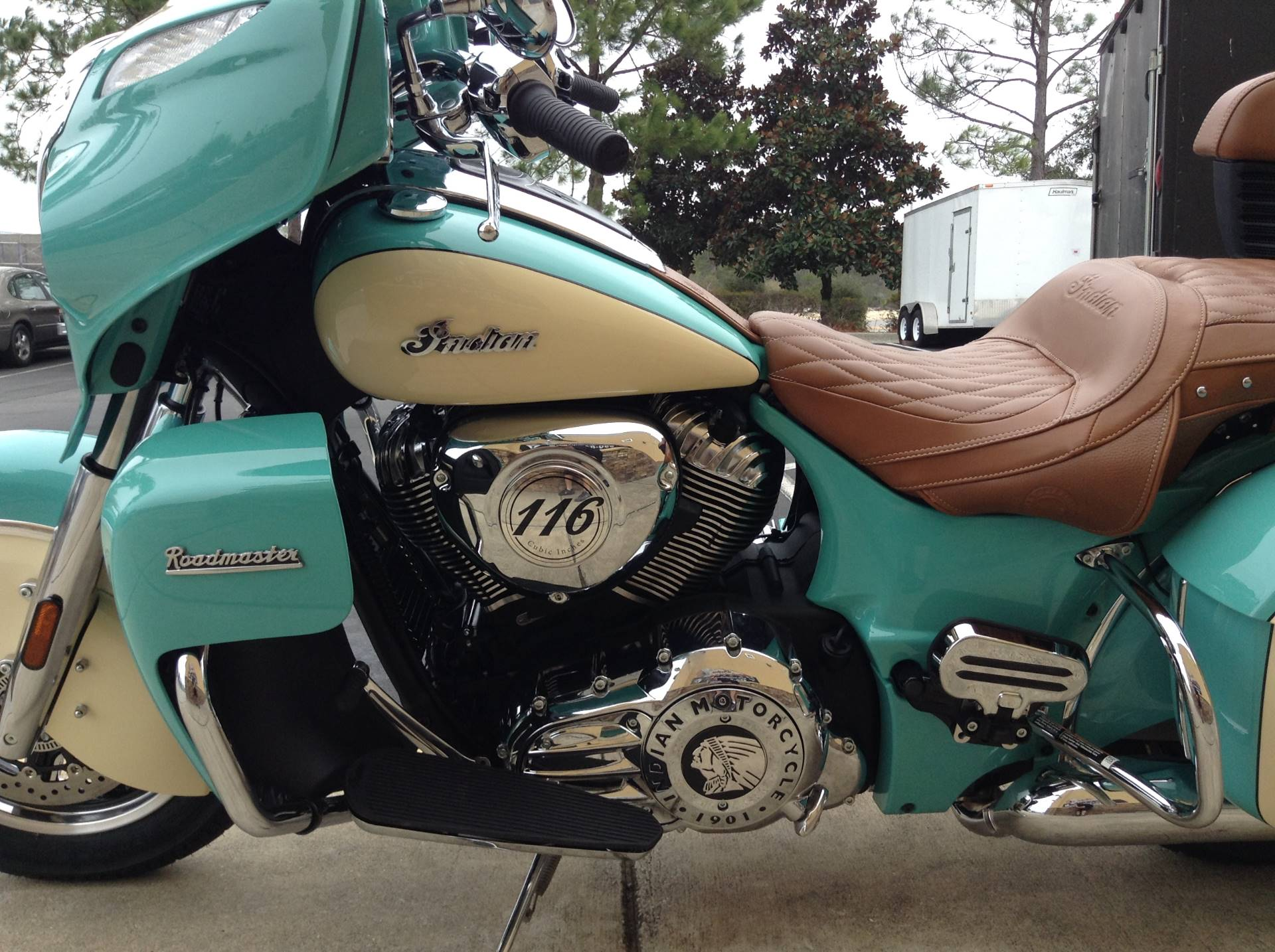 2020 Indian ROAD MASTER ICON SERIES in Panama City Beach, Florida - Photo 11