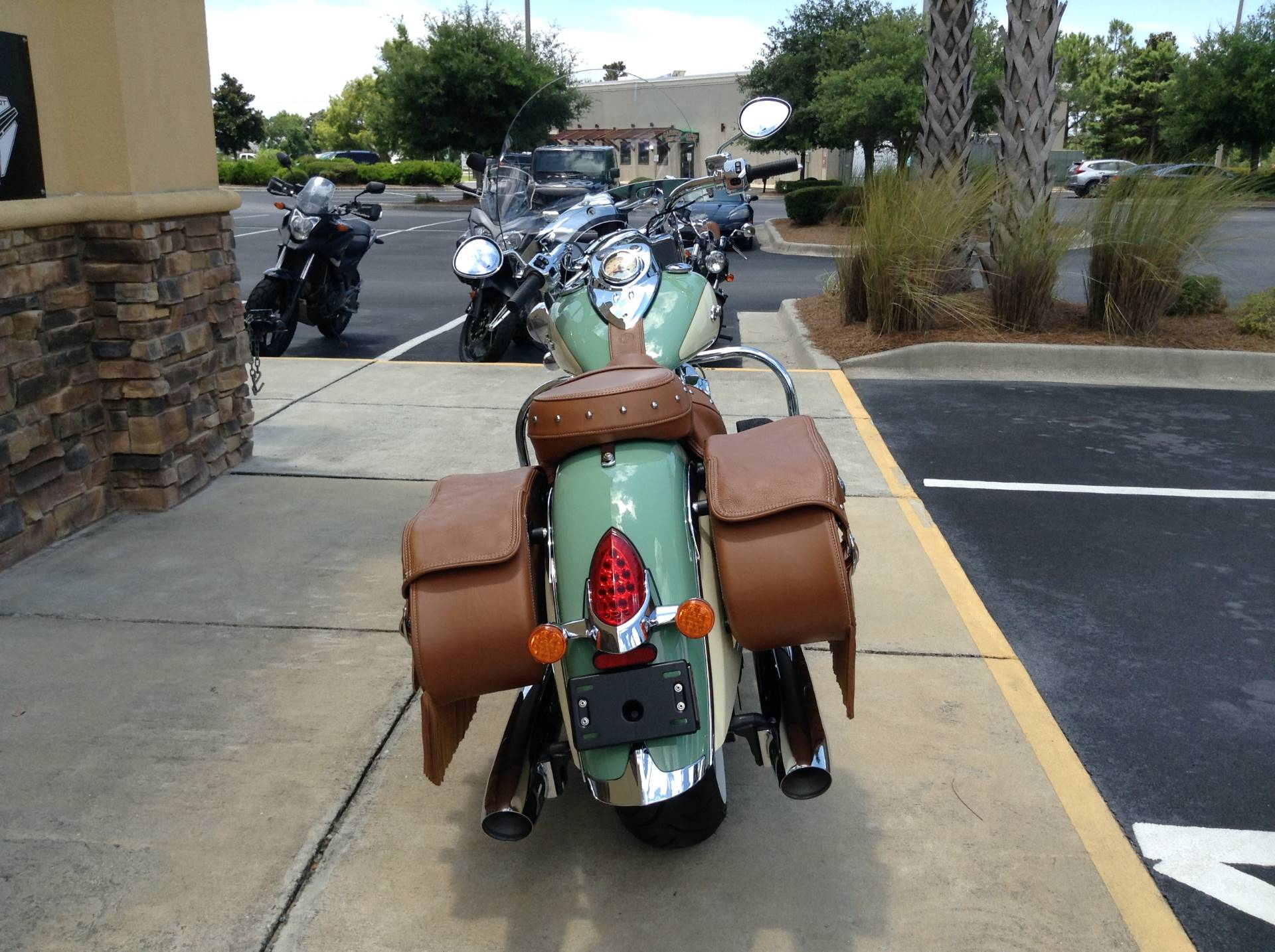 2018 Indian VINTAGE in Panama City Beach, Florida