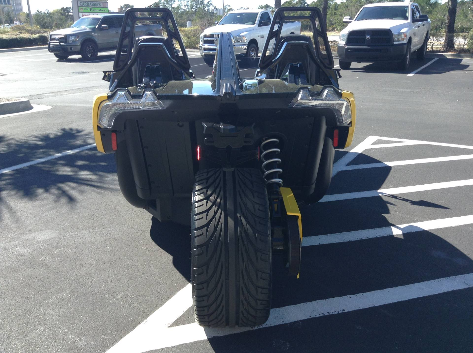 2019 Polaris SLINGSHOT SLR ICON SERIES in Panama City Beach, Florida