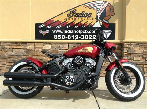 2018 Indian CUSTOM BOBBER in Panama City Beach, Florida