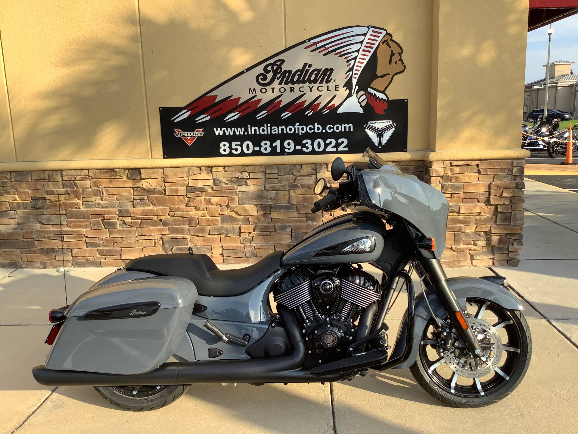 2021 Indian CHIEFTAIN DARKHORSE in Panama City Beach, Florida - Photo 1