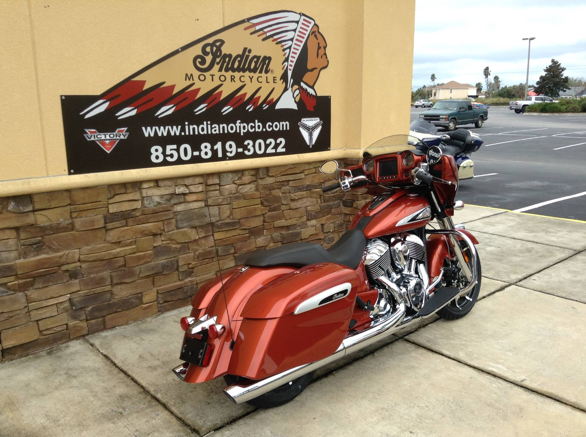 2019 Indian Chieftain Limited Icon Series in Panama City Beach, Florida - Photo 3