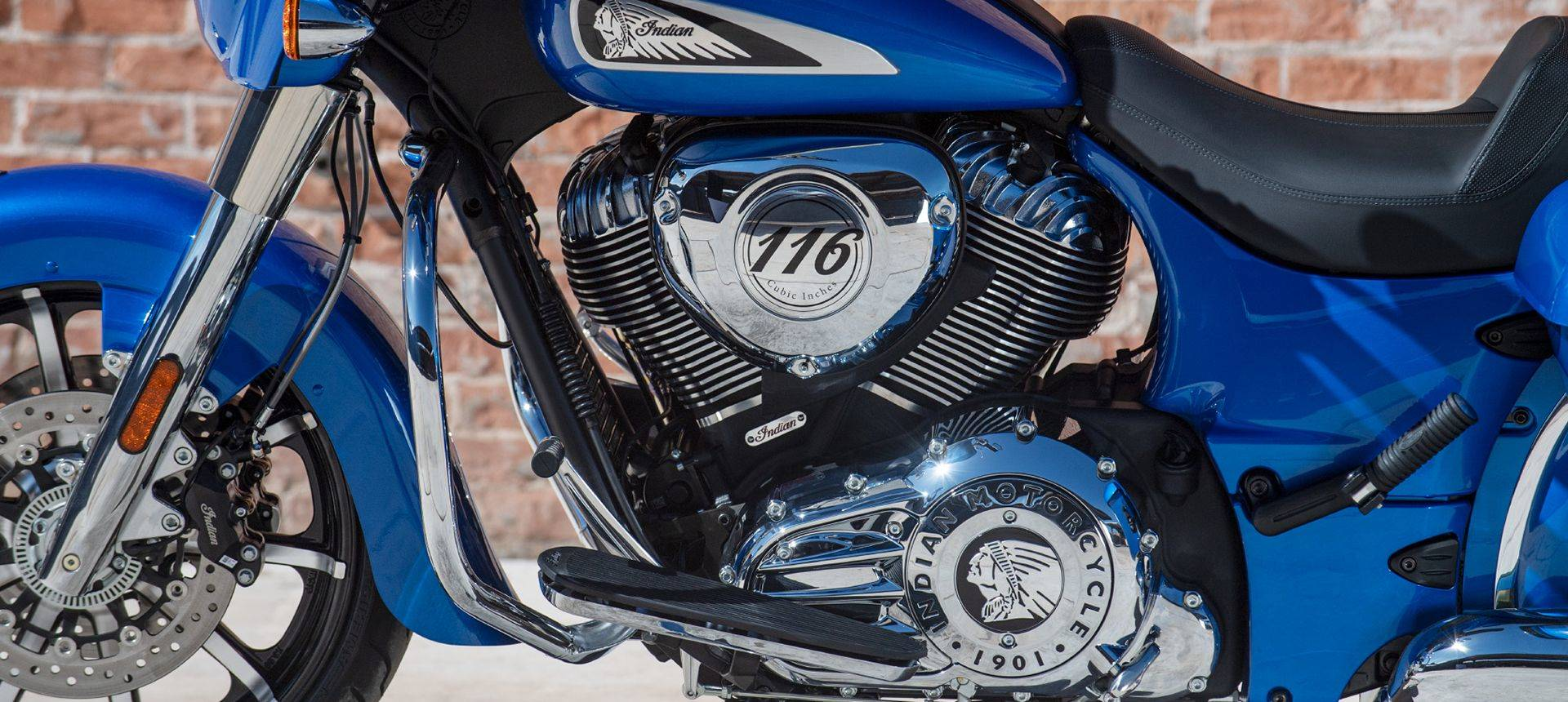 2020 Indian CHIEFTAIN LIMITED in Panama City Beach, Florida - Photo 5