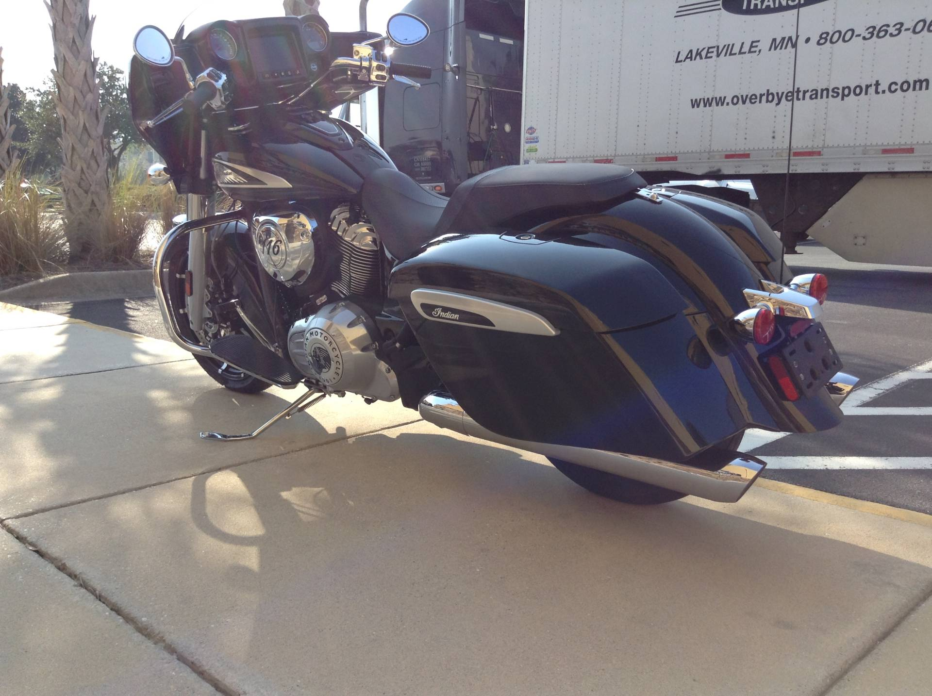 2021 Indian CHIEFTAIN LIMITED in Panama City Beach, Florida - Photo 9