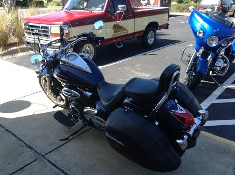 2015 YAMAHA V STAR 950 TOUR in Panama City Beach, Florida