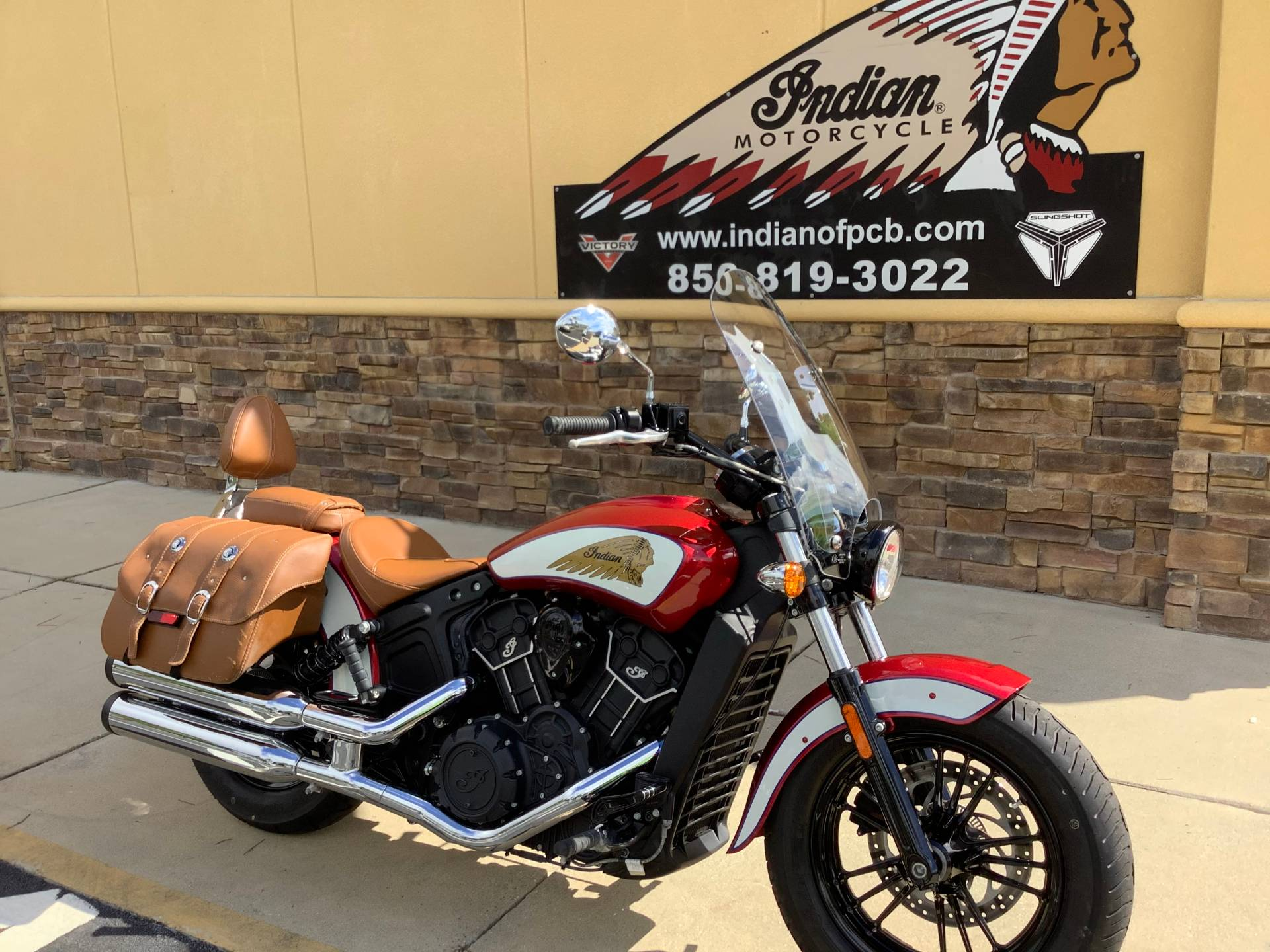 2019 Indian SCOUT SIXTY ICON in Panama City Beach, Florida - Photo 2