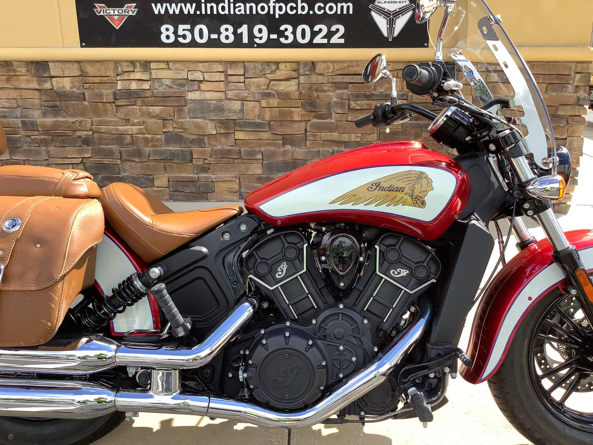 2019 Indian SCOUT SIXTY ICON in Panama City Beach, Florida - Photo 4