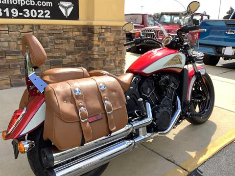 2019 Indian SCOUT SIXTY ICON in Panama City Beach, Florida - Photo 6