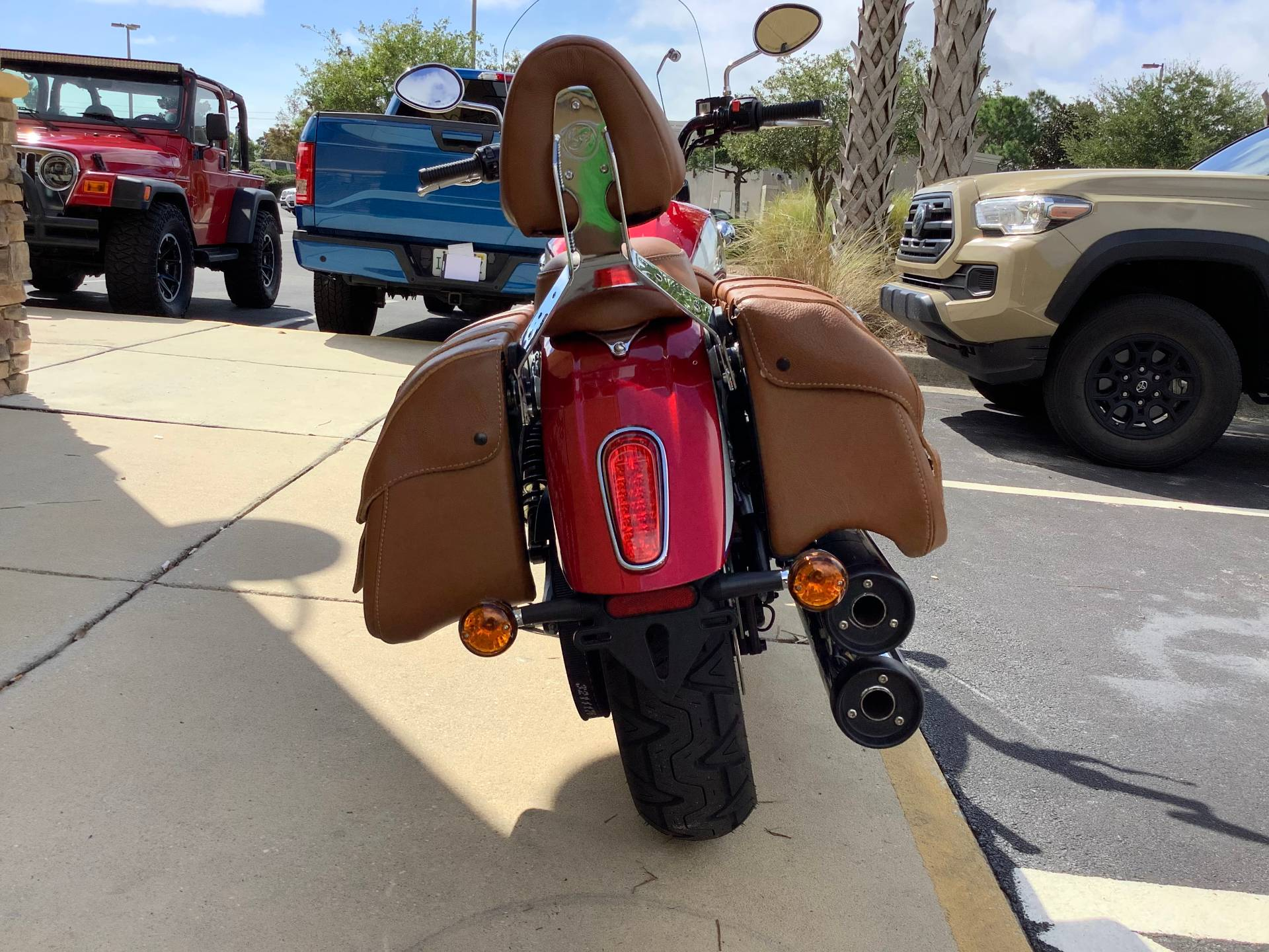 2019 Indian SCOUT SIXTY ICON in Panama City Beach, Florida - Photo 7