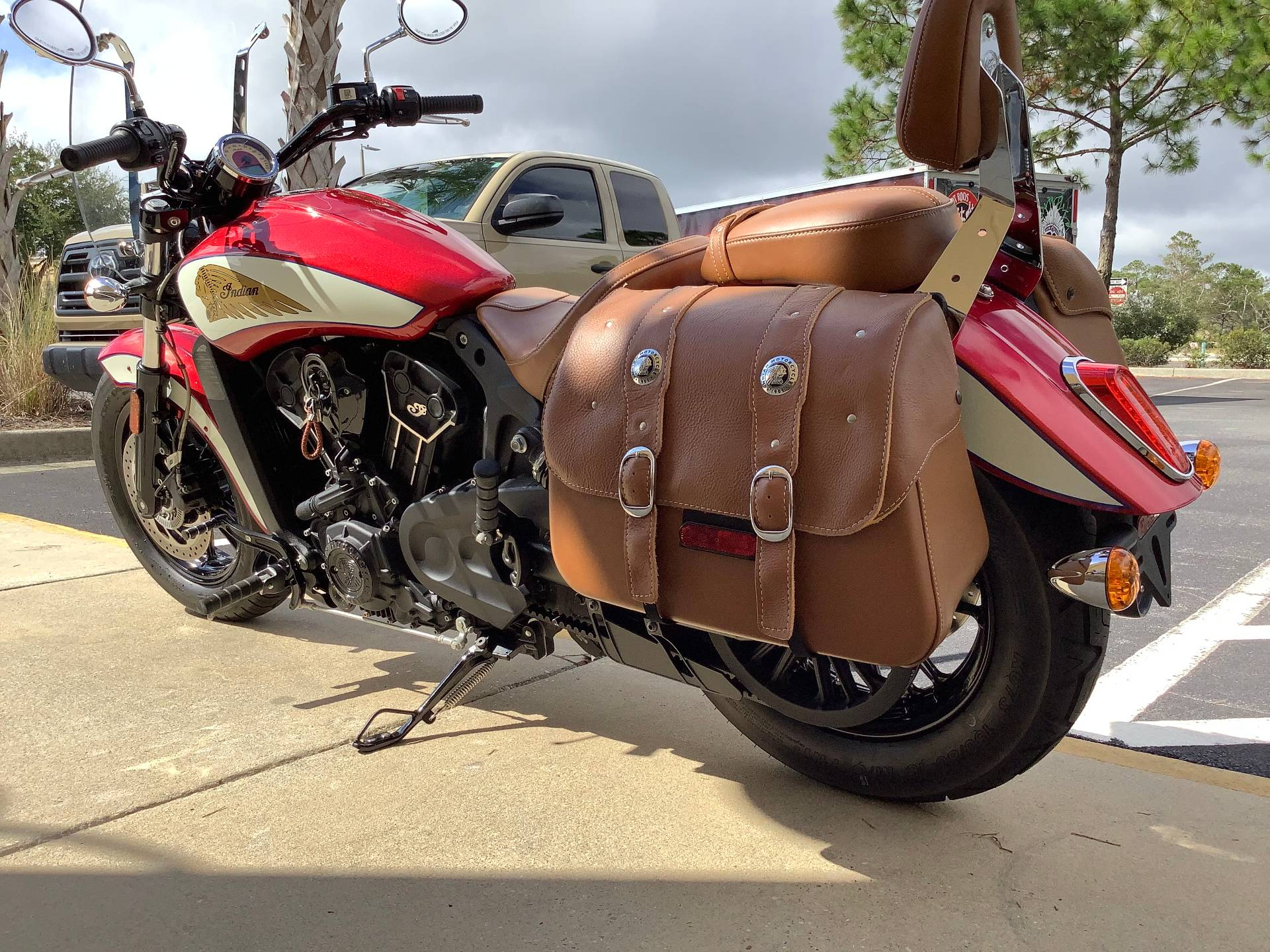 2019 Indian SCOUT SIXTY ICON in Panama City Beach, Florida - Photo 8