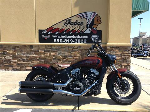 2020 Indian SCOUT BOBBER TWENTY / ABS in Panama City Beach, Florida - Photo 1