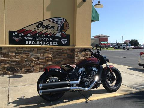 2020 Indian SCOUT BOBBER TWENTY / ABS in Panama City Beach, Florida - Photo 3