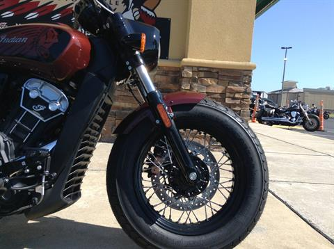 2020 Indian SCOUT BOBBER TWENTY / ABS in Panama City Beach, Florida - Photo 4