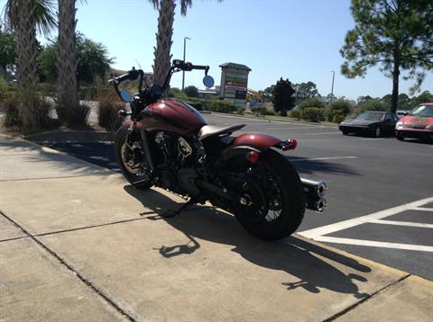 2020 Indian SCOUT BOBBER TWENTY / ABS in Panama City Beach, Florida - Photo 8