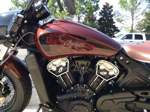 2020 Indian SCOUT BOBBER TWENTY / ABS in Panama City Beach, Florida - Photo 10