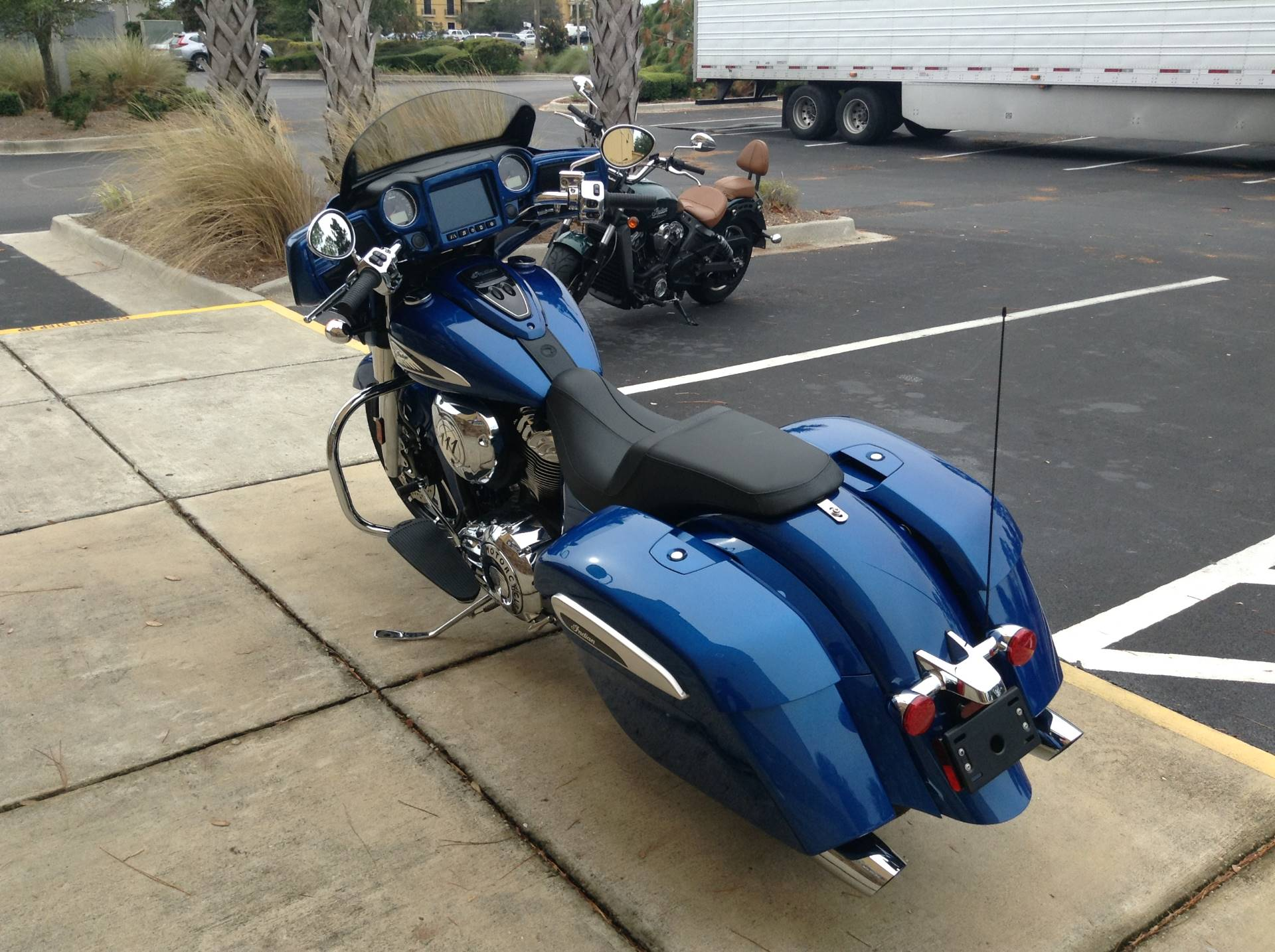 2019 Indian Chieftain Limited Icon Series in Panama City Beach, Florida