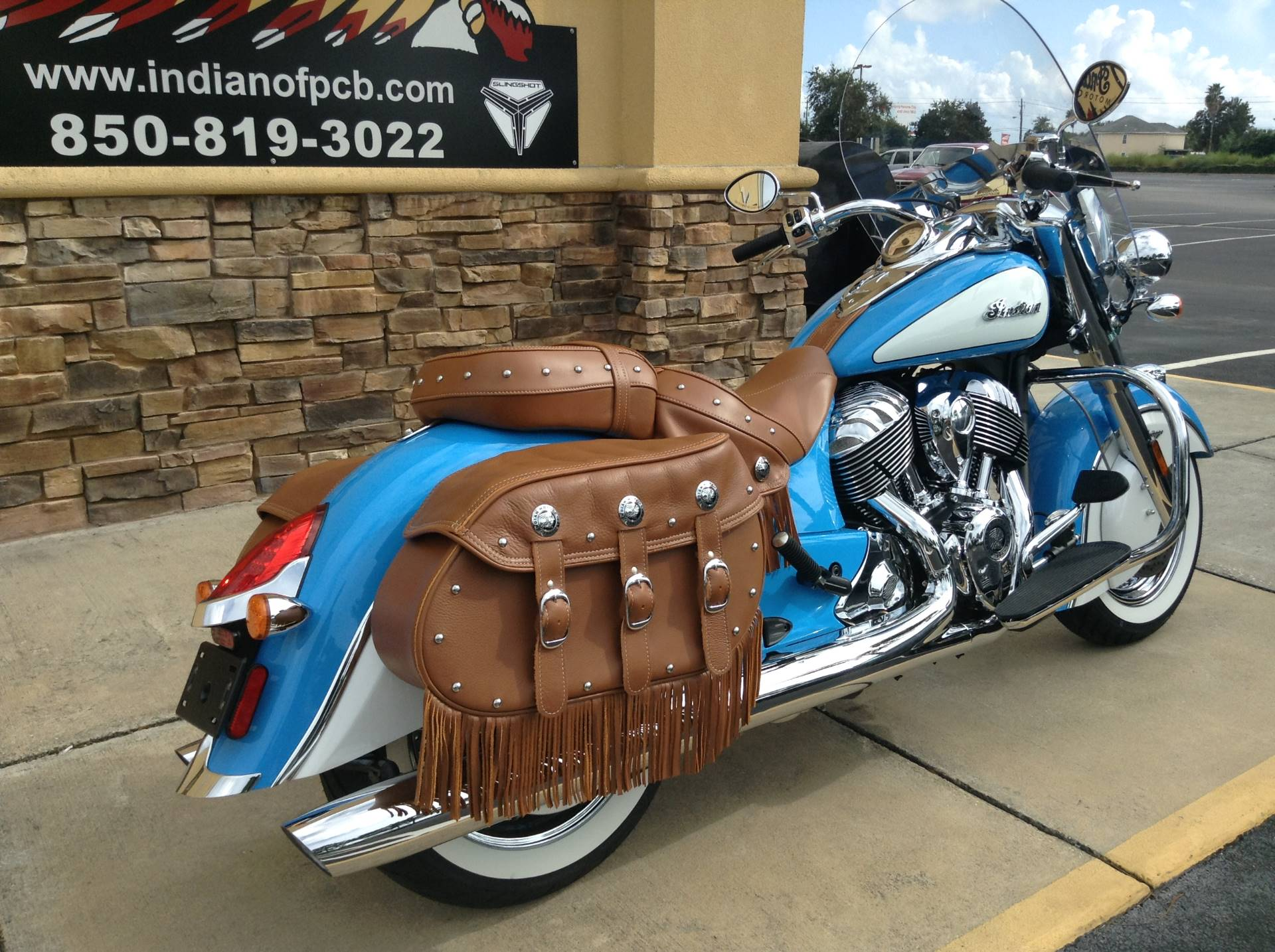 2019 Indian VINTAGE in Panama City Beach, Florida - Photo 3