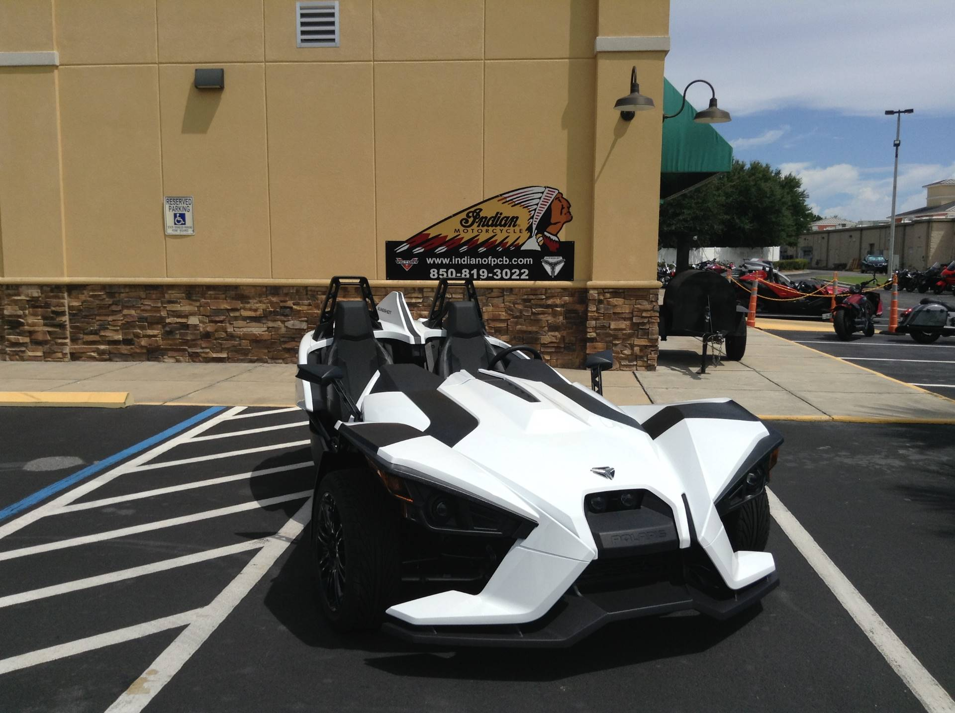 2019 Polaris Slingshot base in Panama City Beach, Florida - Photo 1