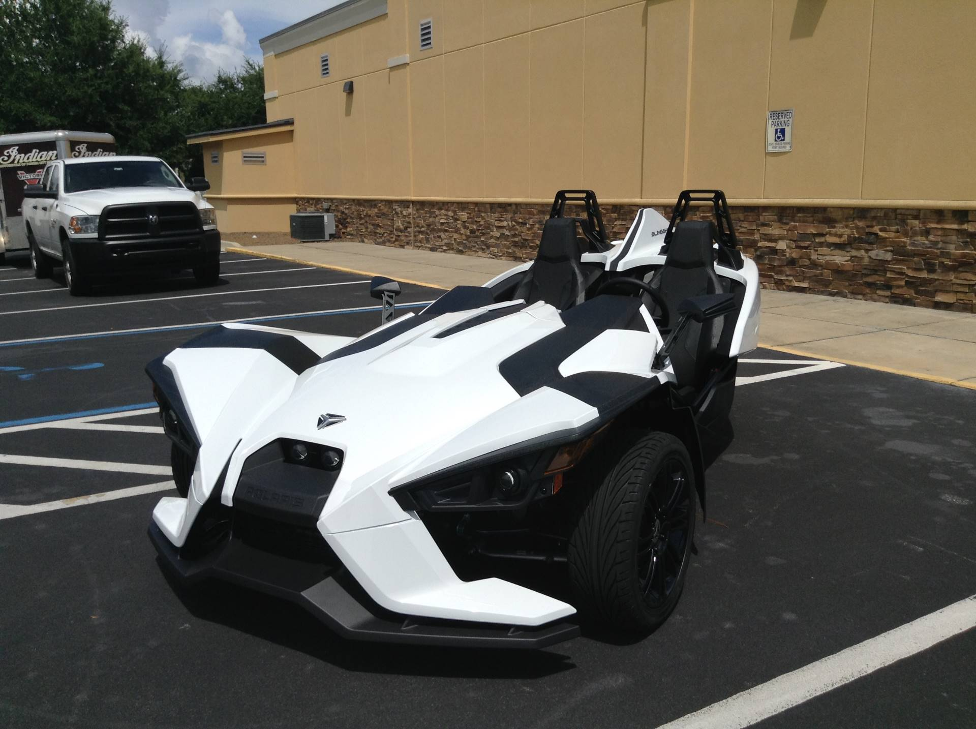 2019 Polaris Slingshot base in Panama City Beach, Florida - Photo 2