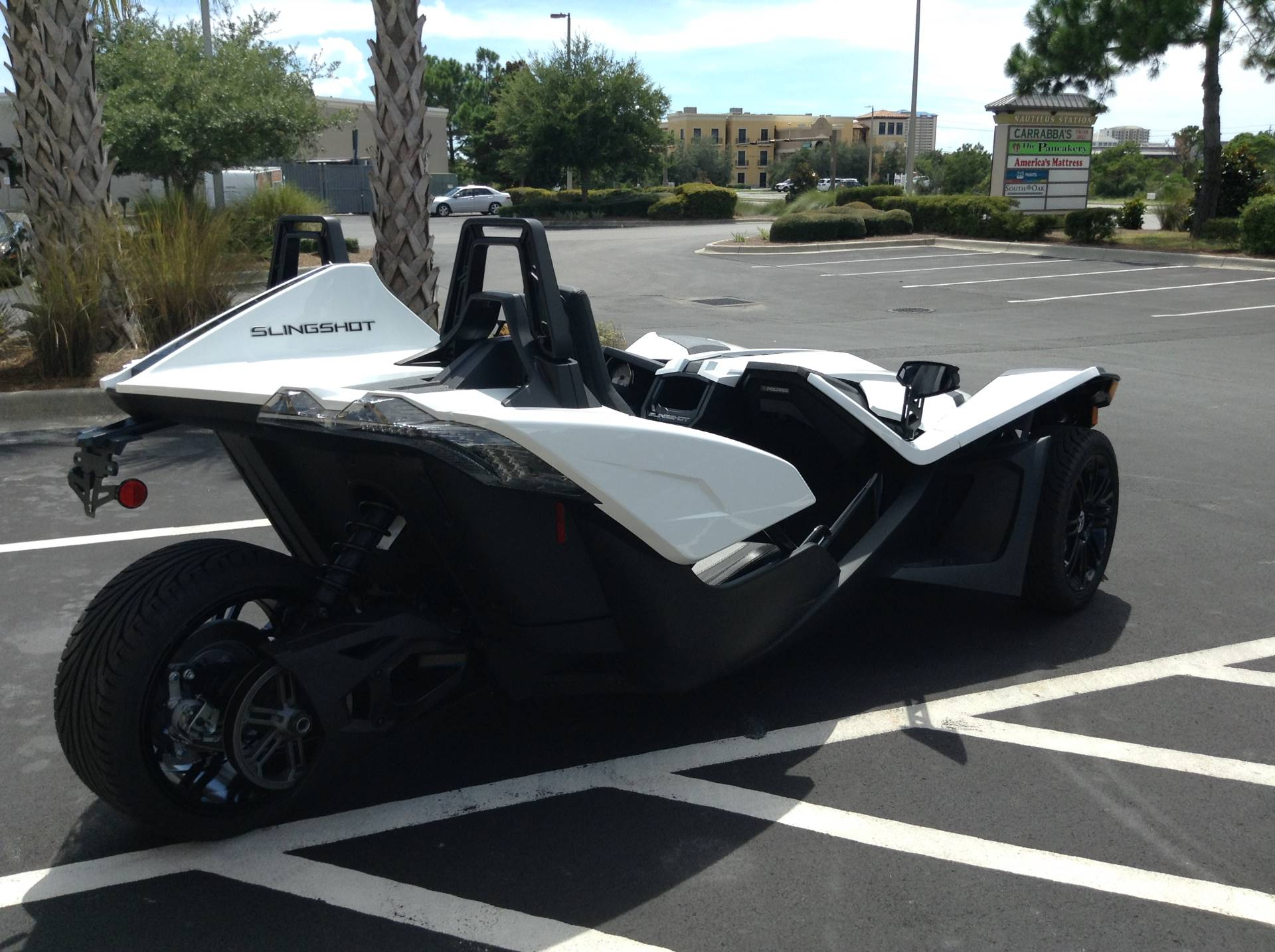 2019 Polaris Slingshot base in Panama City Beach, Florida - Photo 4