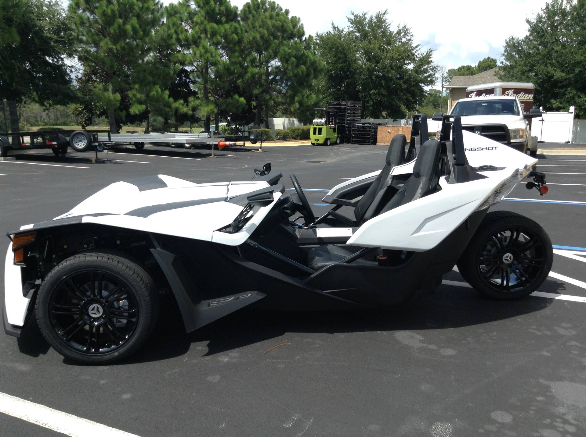 2019 Polaris Slingshot base in Panama City Beach, Florida - Photo 7