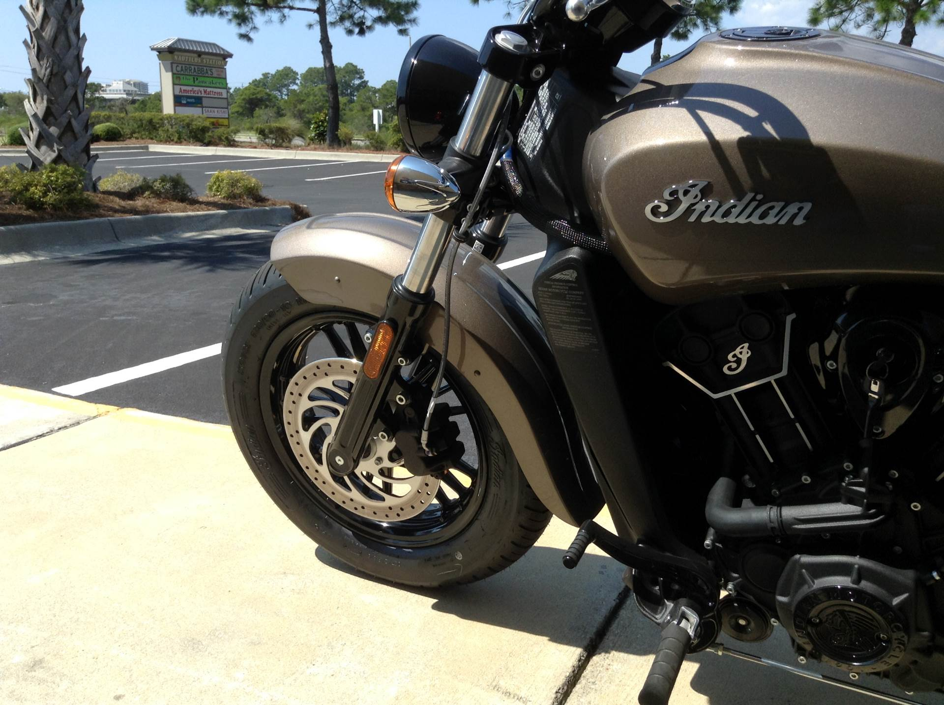 2018 Indian SCOUT 60 in Panama City Beach, Florida