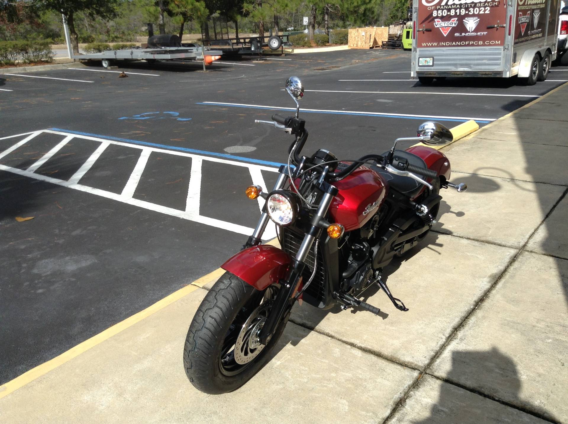 2019 Indian SCOUT 60 in Panama City Beach, Florida