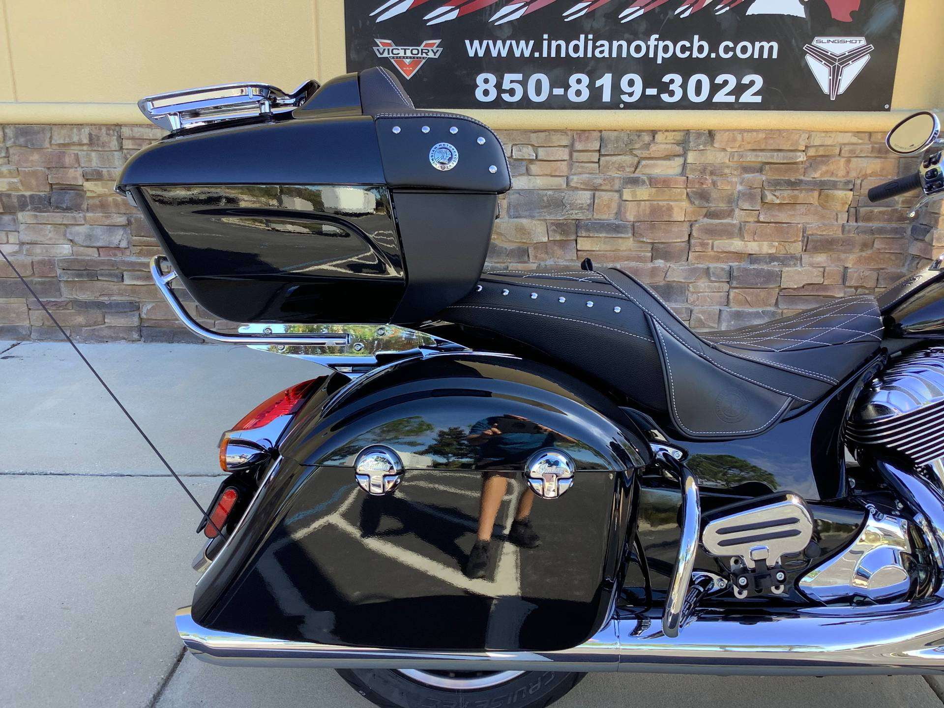 2021 Indian ROADMASTER in Panama City Beach, Florida - Photo 5