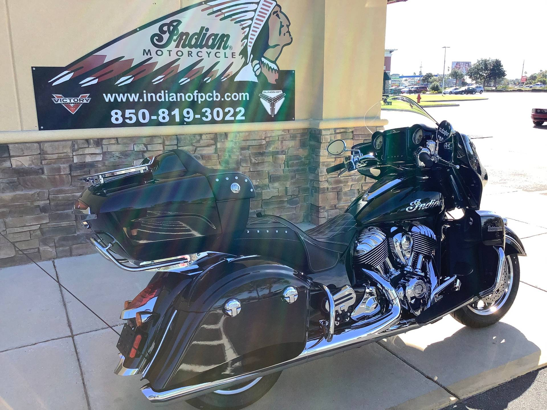 2021 Indian ROADMASTER in Panama City Beach, Florida - Photo 6