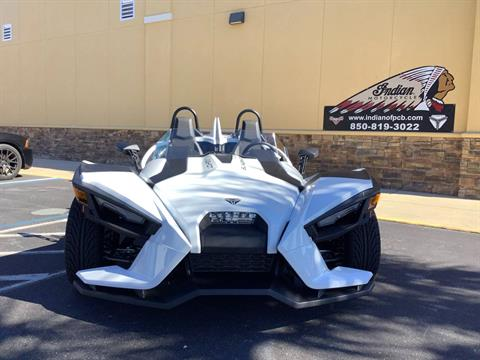 2021 Polaris SLINGSHOT S TECH PACKAGE 1 in Panama City Beach, Florida - Photo 2