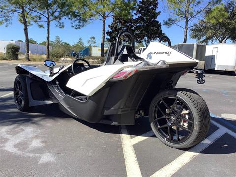 2021 Polaris SLINGSHOT S TECH PACKAGE 1 in Panama City Beach, Florida - Photo 5