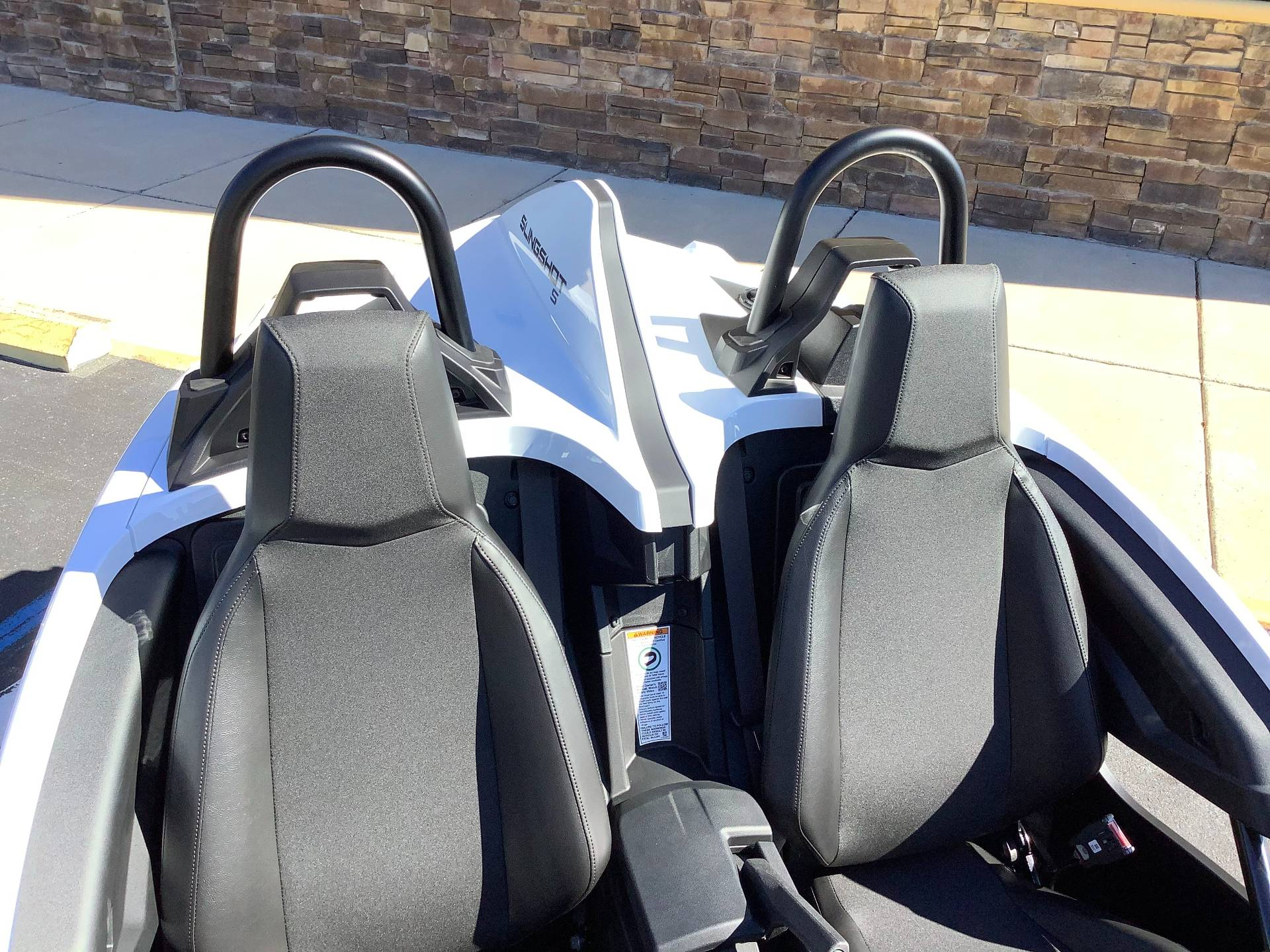2021 Polaris SLINGSHOT S TECH PACKAGE 1 in Panama City Beach, Florida - Photo 10