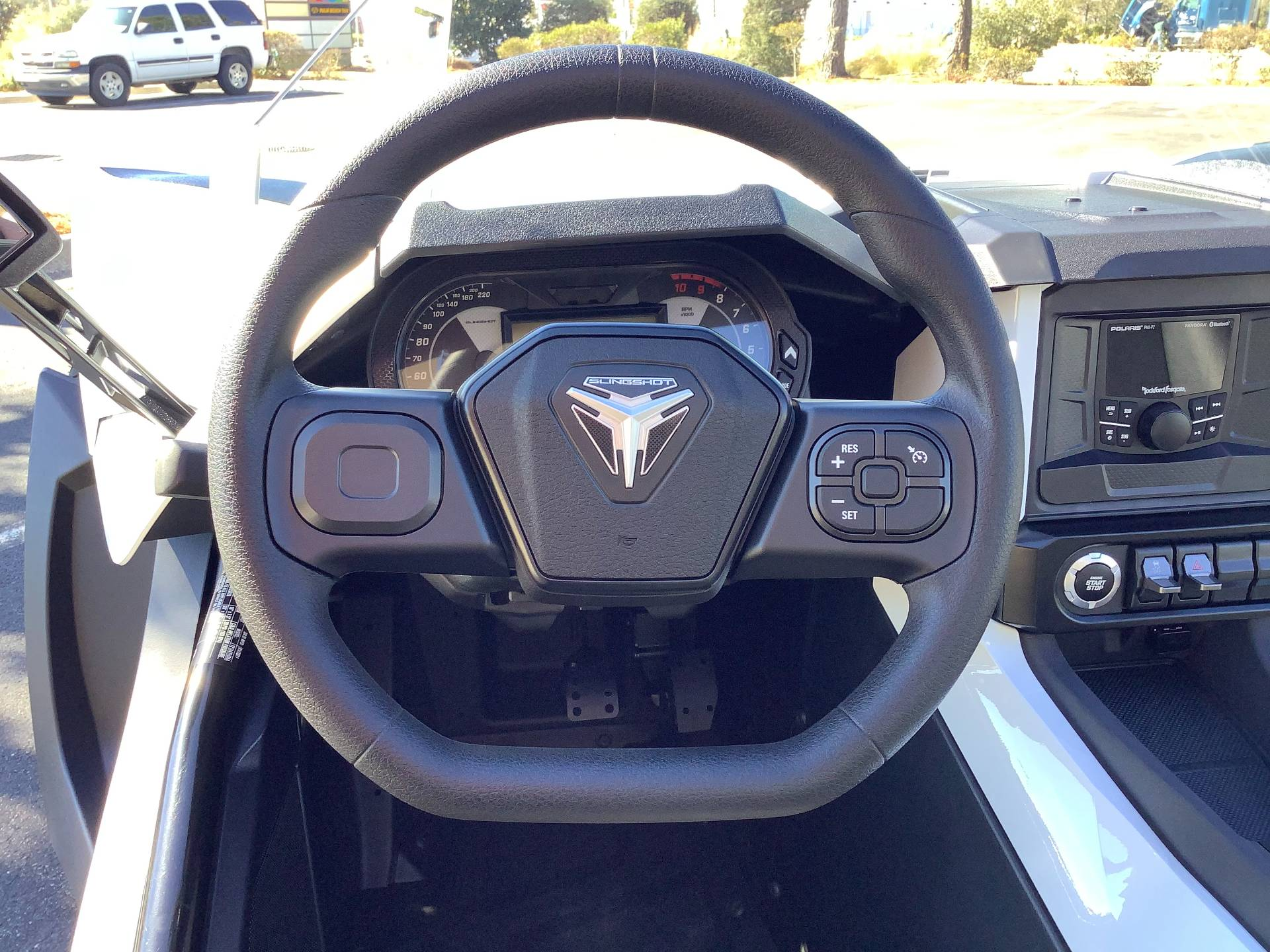 2021 Polaris SLINGSHOT S TECH PACKAGE 1 in Panama City Beach, Florida - Photo 15