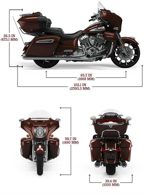 2021 Indian ROADMASTER LIMITED in Panama City Beach, Florida