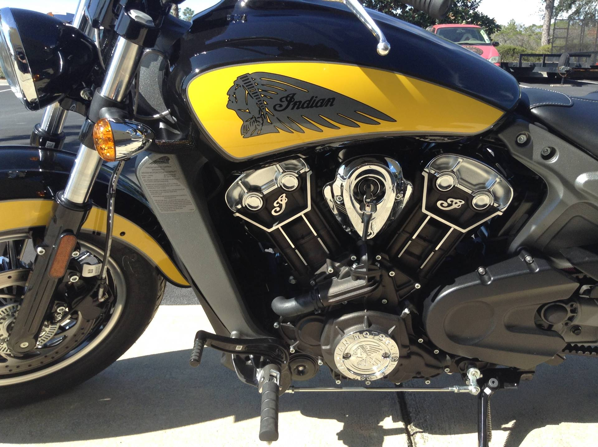 2019 Indian Scout ABS Icon Series in Panama City Beach, Florida - Photo 13