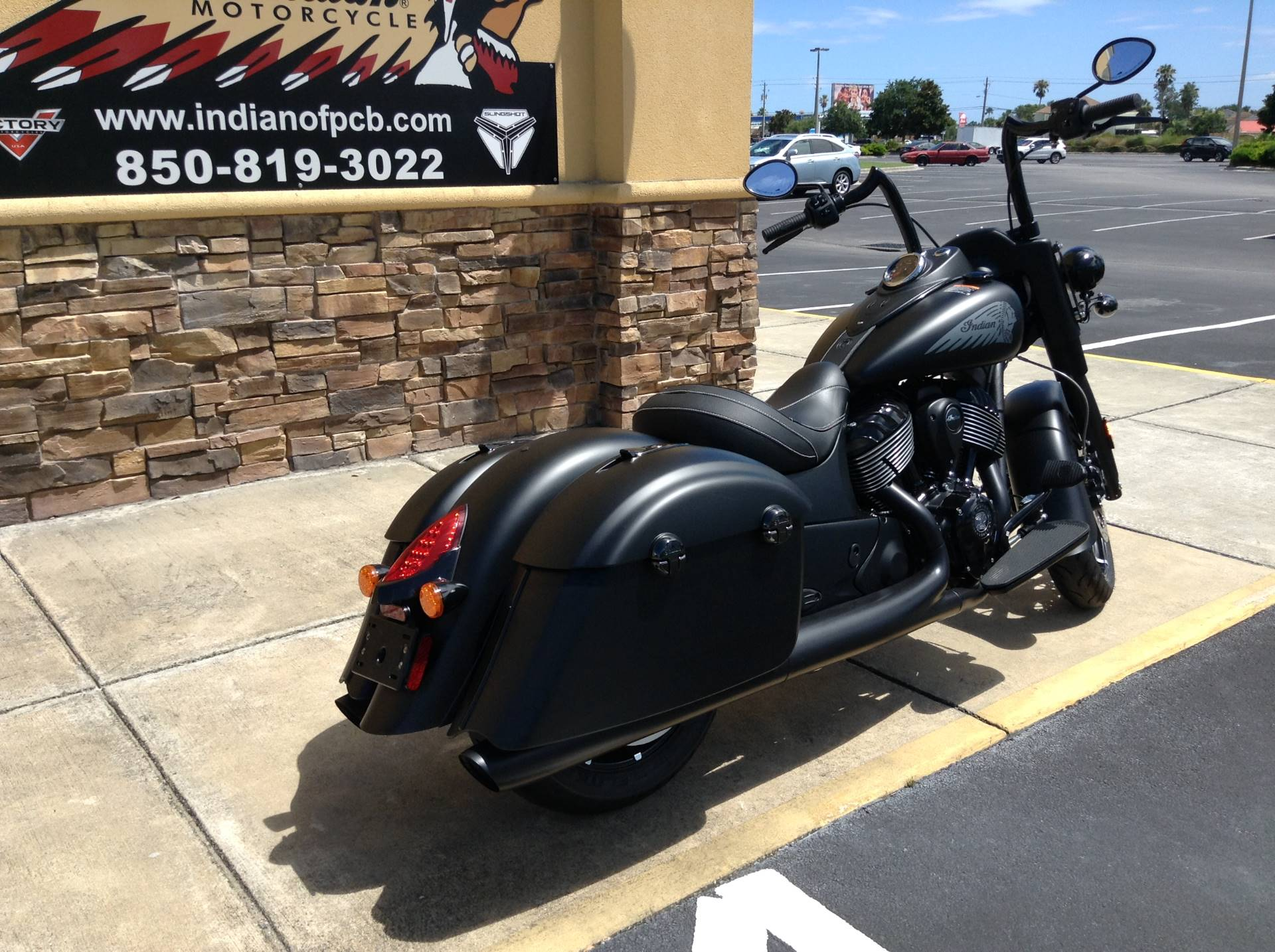 2019 Indian SPRINGFIELD DARKHORSE in Panama City Beach, Florida - Photo 3