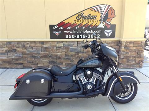 2017 Indian CHIEFTAIN DARKHORSE in Panama City Beach, Florida