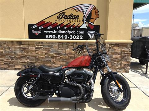 2011 Harley-Davidson Sporster 48 in Panama City Beach, Florida